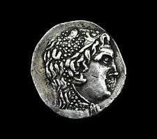 Ancient Greek Silver Tetradrachm, Messembria