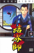 KEKKAISHI tome 4 TANABE manga shonen