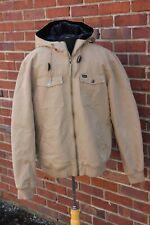 RVCA Hooded Bomber II Jacket Men's Size Medium