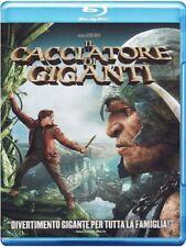 Blu Ray Il Cacciatore Di Giganti - (2013)  *** Contenuti Speciali *** ....NUOVO