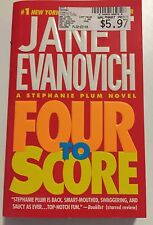 Janet Evanovich  Four to Score  1998 Paperback Novel
