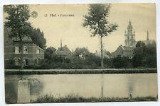 CPA - Carte Postale - Belgique - Halle - Panorama - 1924 ( SV5751)