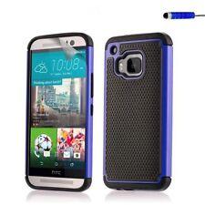 Carcasas de color principal azul para teléfonos móviles y PDAs HTC
