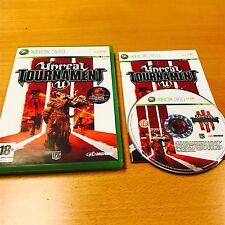 Unreal Tournament 3 XBOX 360 | Complet | Très bon état
