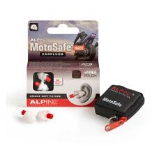 Alpine MotoSafe Motorcycle Race Reusable Earplugs