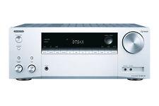 """Onkyo Europe Electronics tx-nr575e-s"""" 7.2 canaux """"neztwerk-Récepteur Argent"""