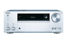 "ONKYO Europe Electronics tx-nr575e-s"" 7.2 canali ""neztwerk-Receiver ARGENTO"