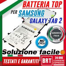 BATTERIA ORIGINALE SAMSUNG GALAXY TAB 2 10.1 GT-P5100 P5110 7000MAH SP3676B1A