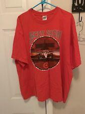 Vintage Scott Dixon T Shirt 2XL 2003 Indycar Series Chip Ganassi