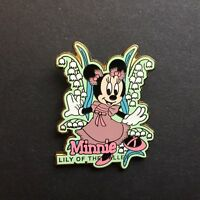 WDW - Minnie's Flowers - Pin Set - Pin #10 - Lily of the Valley Disney Pin 32398