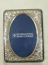 Silver Plated Picture Frame for 6 x 4 Photograph