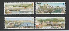 I.O.M 1992 MANX HARBOURS SG,527-530 UM/M N/H LOT R95