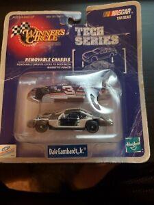 Nascar 1998 Winners Circle #3 Tech Series 1/64 Scale Dale Earnhardt Jr.