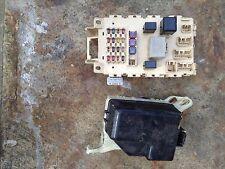 Toyota Yaris 03 fuse boards