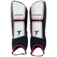 Precision Vector Football Hockey Shin Guards and Ankle Pads - NEW - EVA Foam
