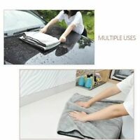 Car Towel Cleaning Drying Cloth Microfiber Wash Plush Bulk Professional Premium