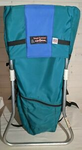 Tough Traveler Hiking Backpack Folds Made in USA