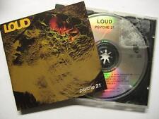 "LOUD ""PSYCHE 21"" - CD"