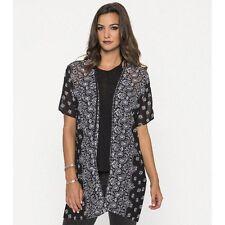 Metal Mulisha Alabama Kimono Size XS/S