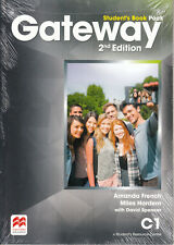 Macmillan GATEWAY C1 2nd Edition Student's Book Pack w Resource Centre Acc @NEW@