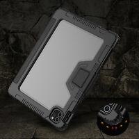 Smart Flip Cover für iPad Pro 11 / 12.9 2020 Magnethülle mit Auto Wake / Sleep