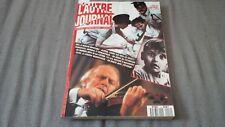 L'AUTRE JOURNAL - Numéro 2 - JUIN 1990 - URSS - ALGÉRIE - STEVENIN etc.. TBE