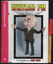 Rare 1973 [NOTE EARLY YEAR] Laurie Oakes Gough WHITLAM PM Incoming PM HCDJ