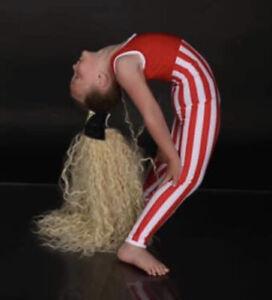 Age 7-8 Catsuit Dance Costume