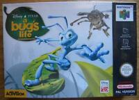 A BUG'S LIFE 64 NINTENDO 64 ITA PAL VERSION