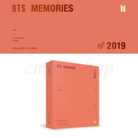 방탄소년단 [ BTS MEMORIES OF 2019 ] OFFICIAL DVD PHOTOBOOK PHOTOCARD PACKAGE + GIFT