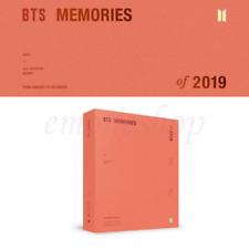 PRE-ORDER 방탄소년단 [ BTS MEMORIES OF 2019 ] DVD PHOTOBOOK PHOTOCARD PACKAGE + GIFT