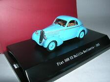 STARLINE Fiat 508 CS Balilla Berlinetta Year 1935 Blue, 1:43