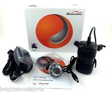 Updated MagicShine MJ-818 LED Bike tail Light & Default Battey & Extension Cable