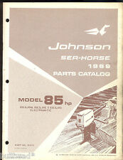 85 hp johnson in manuals literature ebay sciox Image collections