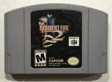 Resident Evil 2 N64 Nintendo 64 Cart only Cleaned Tested working