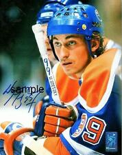 WAYNE GRETZKY 2 REPRINT 8X10 AUTOGRAPHED SIGNED PHOTO PICTURE OILERS RANGERS RP