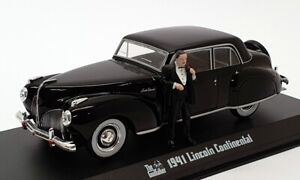 Greenlight 1/43 Scale 86552 - The Godfather 1941 Lincoln Continental + Figure