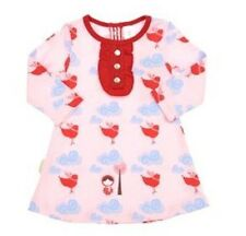 Size 000 - Sooki Baby Pink Print Dress | Kids | NEW | Childrens