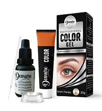 Henna gel für Augenbrauen und Wimpern augenbrauen 30g Keratin therapie