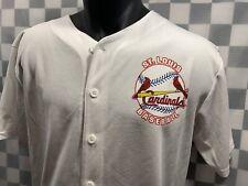 St Louis CARDINALS Baseball Jersey #4 MOLINA YouthSize XL (18-20)
