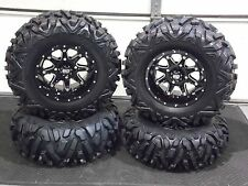 "25"" QUADKING ATV TIRE & STI HD4 WHEEL KIT LIFETIME WARRANTY IRS1CA BIGGHORN"