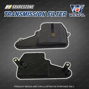 Wesfil Transmission Filter for Mazda 3 BL BM BN 6 GJ CX-5 KE 4Cyl