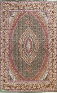 10x13 ft Turkish Geometric Oriental Traditional Area Rug Living Room Medallion