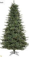 "Vickerman 7.5' X 55"" Catalina Frasier fur tree Large LED multi"