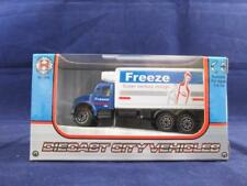 A to Z Diecast City Vehicles Metal Motors Freezer Lorry Play Toy.