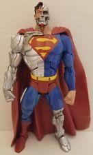 DC Universe SuperHeroes Super Heroes S3 Select Sculpt Cyborg Superman DCSH
