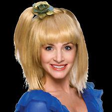 70's Prom Girl wig retro theatrical costume women mannequin blonde TV celebrity