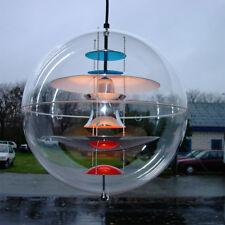PH Glass Chandelier Globe Lighting LED Pendant Lamp Rooms Ceiling Light Fixtures