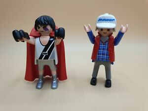 Playmobil - Boxer und Trainer / Coach / Training