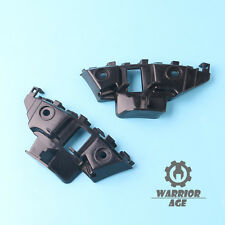 A Pair L+R Front Bumper Grille Guide Bracket Retainer For VW Jetta MK6 11-14
